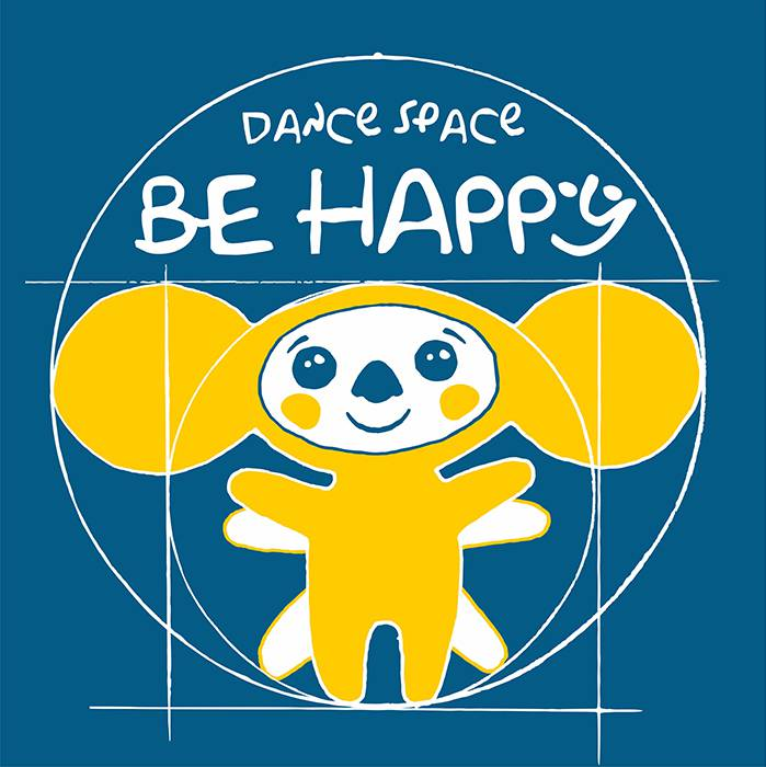 Be Happy Dance Space – with love_02