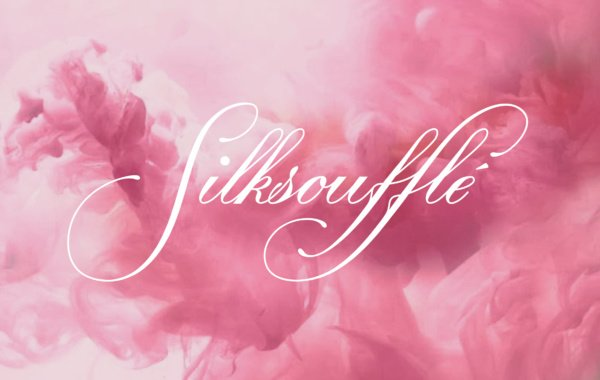 «Silksouffle» – логотип fashion-beauty блоггера