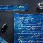 Каллиграфия острым пером